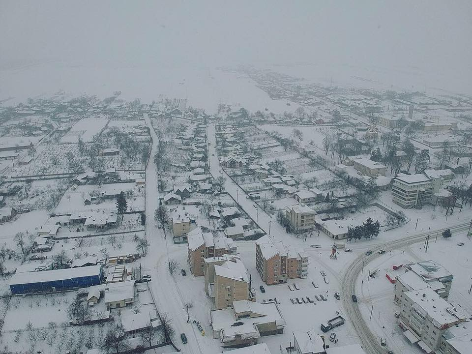 Day 359 – Many negative Celsius centigrades