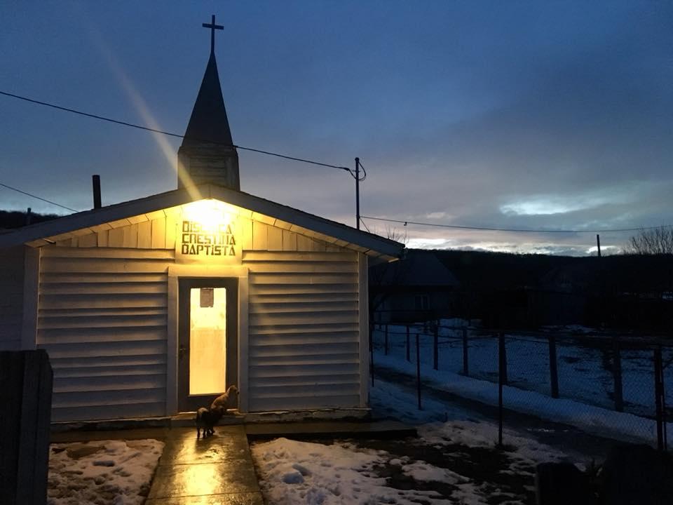 Ziua 38 – Bisericuta din lemn